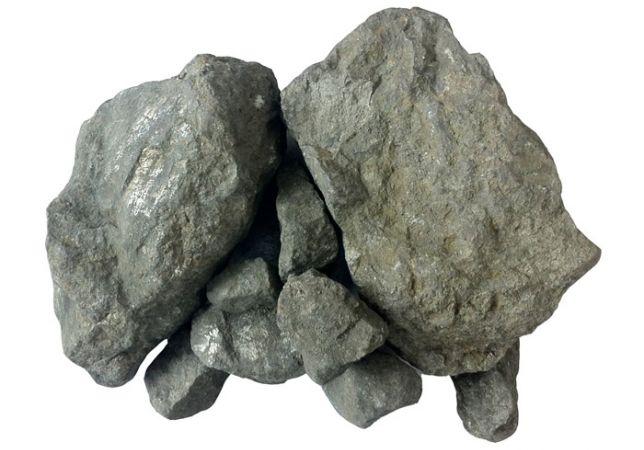 Pirit (Demir Sülfür- FeS2)